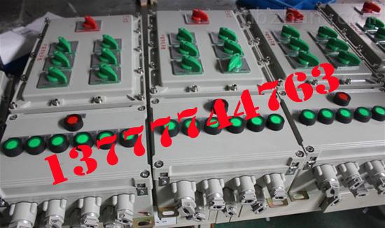 BXC防爆检修插座箱报价/防爆检修电源插座箱价格