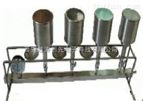不锈钢薄膜过滤器/细菌过滤器/液体过滤器(4联不带泵)
