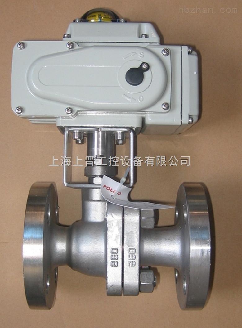 电动高压球阀概述图片