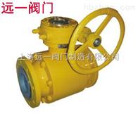 Q347F-16C/25/40/64燃氣鍛鋼球閥 厂家