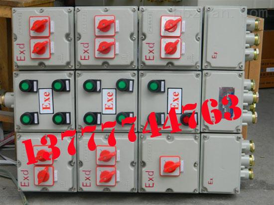 BXM(D)51系列防爆照明(动力)配电箱 防爆箱生产厂家