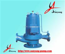 屏蔽泵,SPG管道式屏蔽泵,管道式屏蔽泵,屏蔽泵厂家