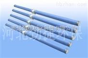 管式橡胶曝气器 曝气器厂家 石家庄管式曝气器