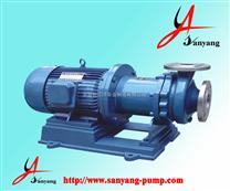 三洋泵业磁力泵,磁力泵型号,磁力泵扬程,CQB卧式耐腐蚀性磁力泵