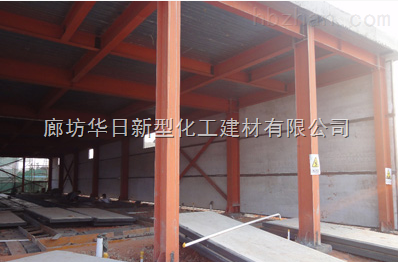 河北钢结构大型挖墙板