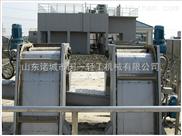 旋轉式格柵除汙機|泵站雨水格柵