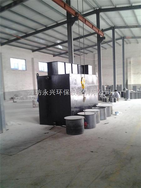 青海医疗废水处理设备生产厂家