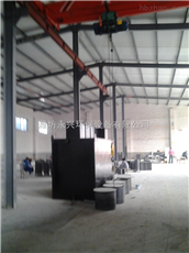 吉林医疗废水处理设备出厂设置