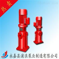 消防泵,XBD-LG多级管道消防泵