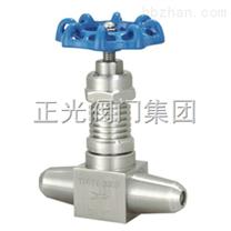 J61W-焊接式带散热片针型阀