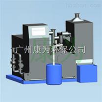 广州康为环保公司第五代油水处理——全智能超声波除油提升一体化设备
