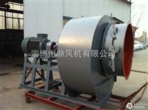 Y4-73高压不锈钢离心引风机的改进实验及性能优化