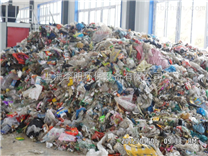 上海季明  无害化综合处理技术- 生活垃圾分选雷竞技官网app