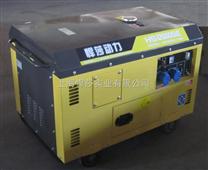 10kw双缸柴油发电机