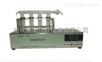 江蘇南京溫諾儀器專業供應—QSL-8孔數控消化爐