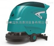 沧州工业用手推式洗地机,衡水物业保洁用洗地吸干机