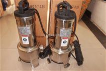 WQ7-7-0.55不锈钢污水潜水泵