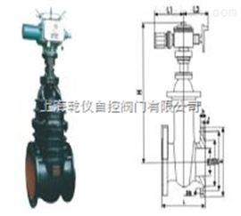 Z945T-10铸铁电动暗杆闸阀