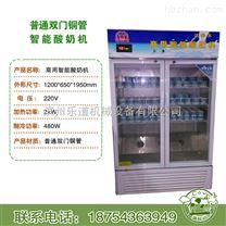 双门商用智能酸奶机