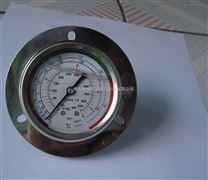耐震充油型压力表