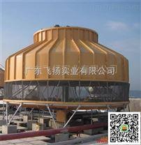 800吨冷却塔出口