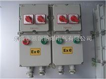 BXK-10A防爆控制箱