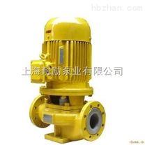 耐腐性能好的立式衬氟管道泵