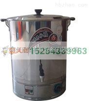 48L电加热奶桶不锈钢