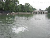 北京人工湖水处理 北京人工湖净化