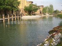 天津人工湖水处理工程