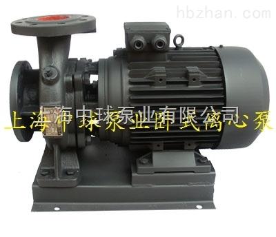 KQW40/200-4/2单级单吸卧式离心泵