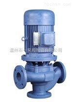GW高效耐高温管道泵厂家直销