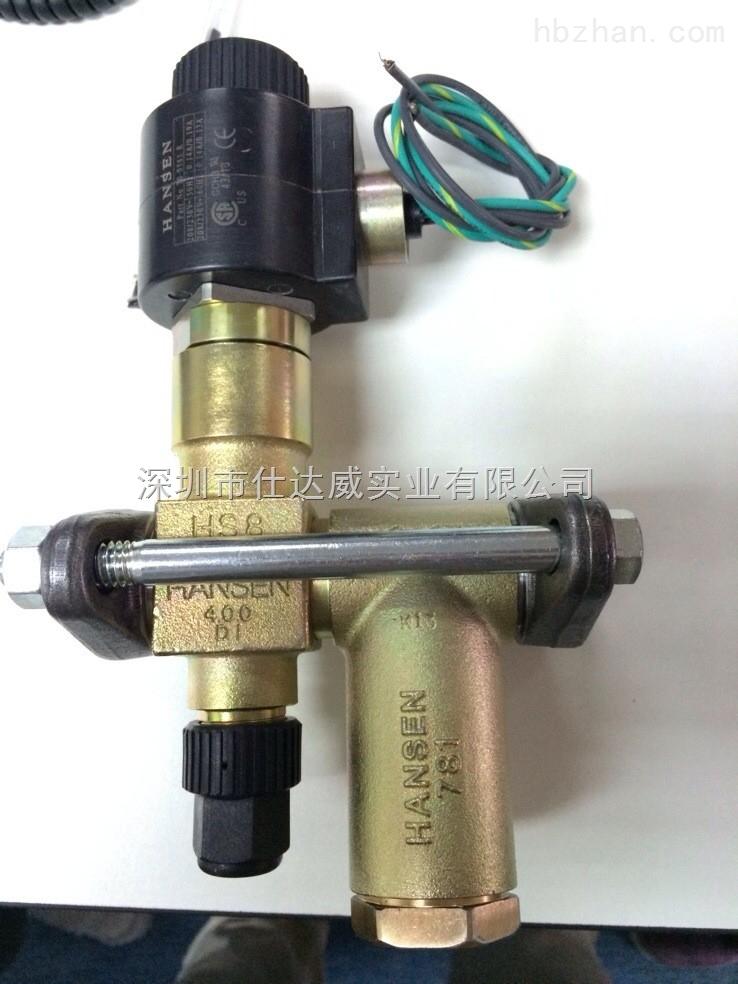 汉森提供了一个广泛的线组件,包括控制阀,切断电磁阀,泄压和稳压器,制图片