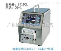 BT100L蠕動泵,流量型蠕動泵BT100L