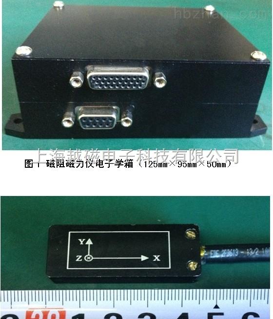 电子学箱部分由模拟电路板和数字电路板两部分组成.