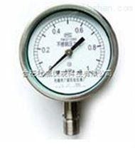 杜威不锈钢压力表