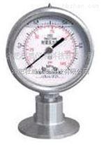 杜威Y-MC系列卫生型隔膜压力表