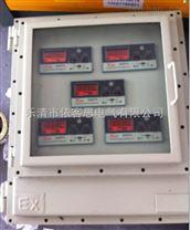 订做钢板焊接防爆仪表箱 仪表客户可自供 依客思组装