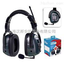 代尔塔 多功能通话对讲机场电子耳罩