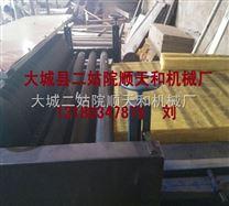 专业订做优质多规格多功能玻璃棉分条机