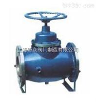 保溫柱塞截止閥   上海冠龍閥門 品質保證