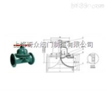 G41J(襯膠)堰式隔膜閥