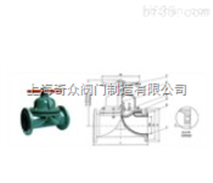 G41J(衬胶)堰式隔膜阀