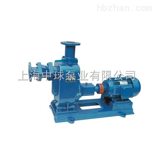 150ZW200-15污水自吸泵