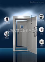銀行防尾隨聯動互鎖安全門用途