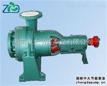 中大水泵厂 65R-64 热水循环泵