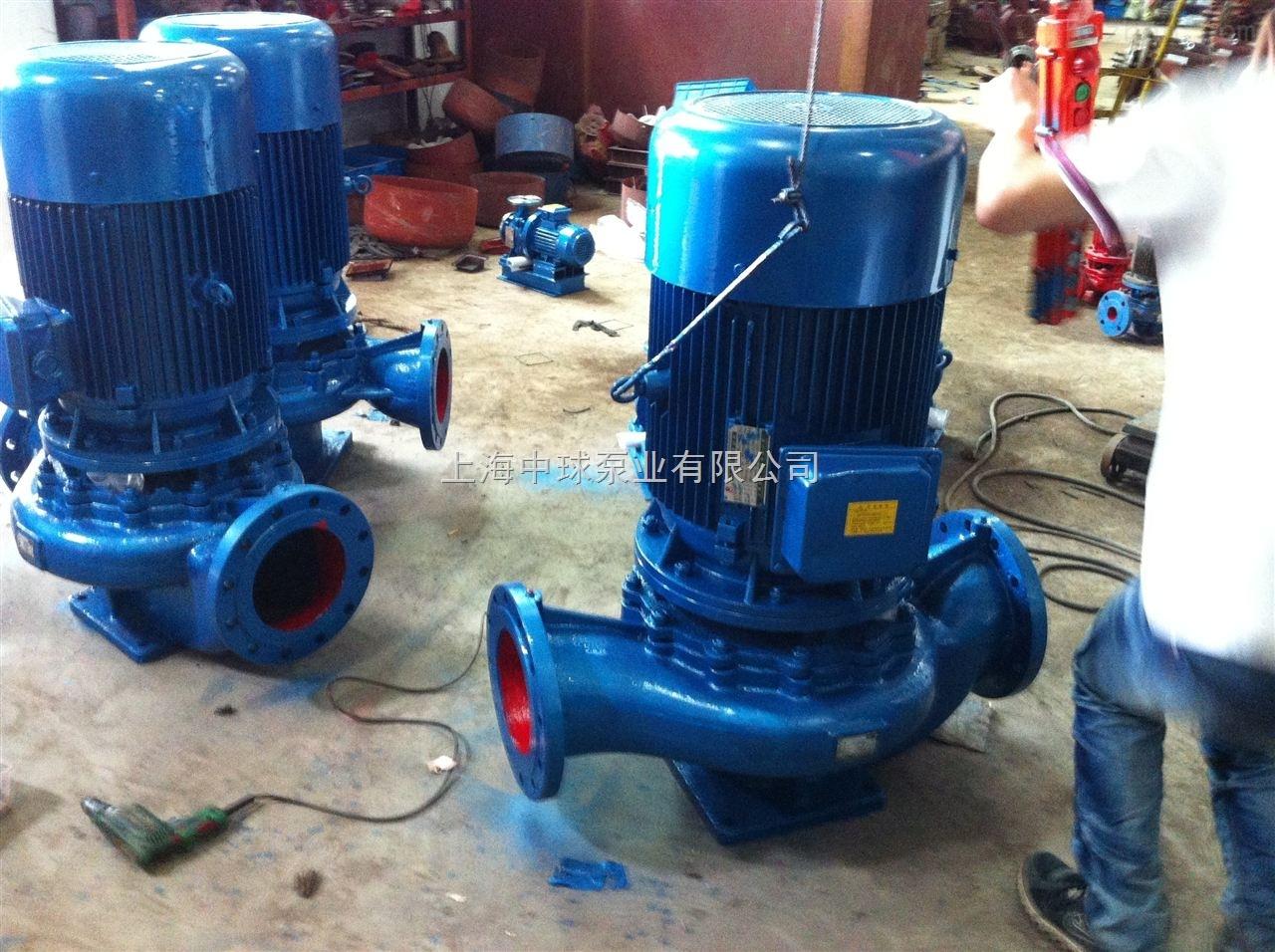 DFG立式管道泵
