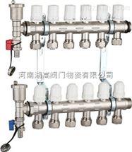 853镀镍温控式分水器
