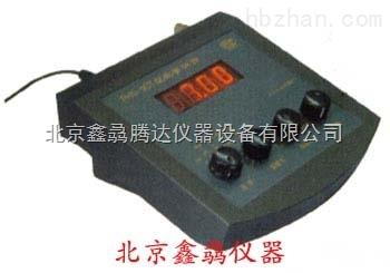 便携式数字显示pH计PHS-3CT型