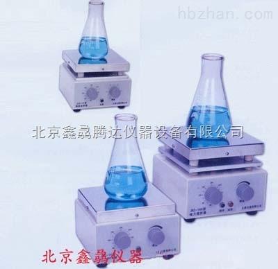 加热恒温磁力搅拌器JBZ12H型